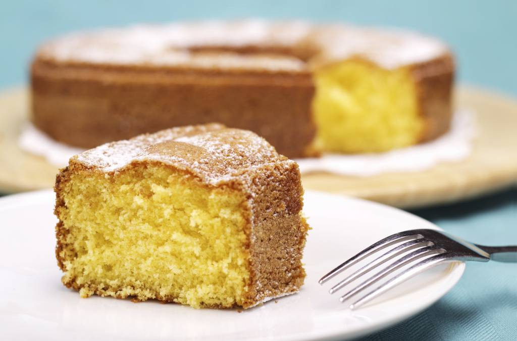 Torta Senza Burro E Uova E Latte.Ciambellone Al Limone Senza Uova Latte E Burro Ricette Di
