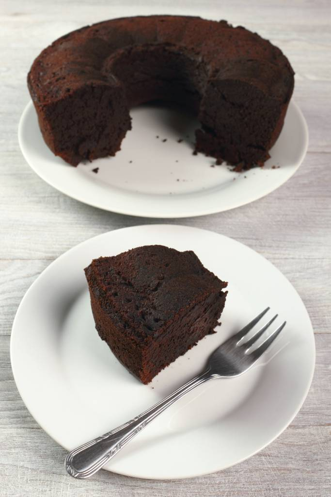 Torta Senza Uova Al Cioccolato.Ciambella Al Cacao Senza Uova Latte E Burro Ricette Di