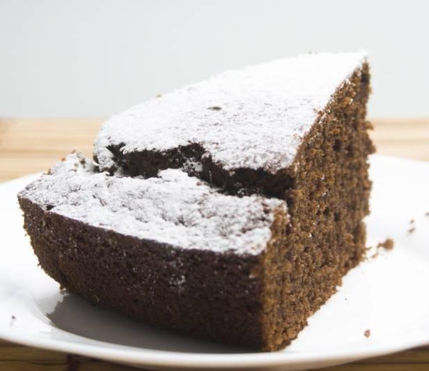 Torta Senza Burro E Lievito.Torta Al Cioccolato Fondente Senza Latte Uova Burro E Lievito