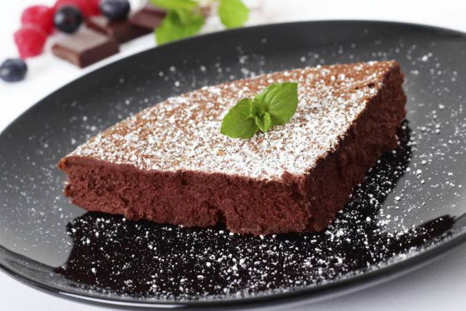 tortacioccolatoburrolatte