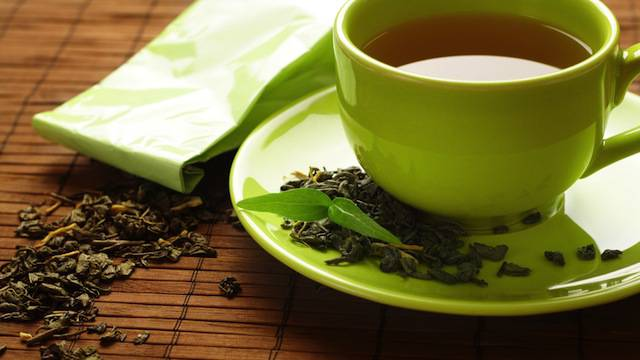 tè-verde
