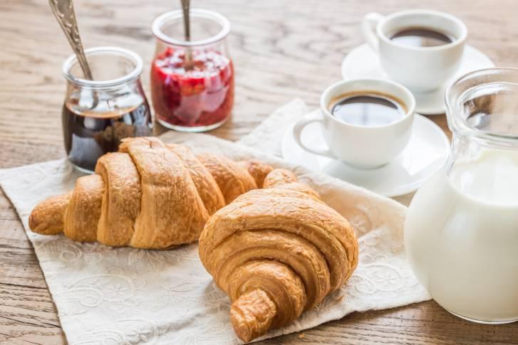 colazione sana per la ricetta di perdita di peso