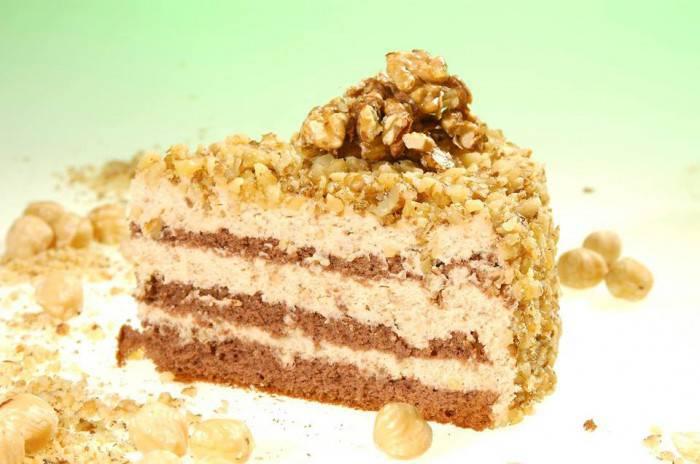 torta alla nocciola