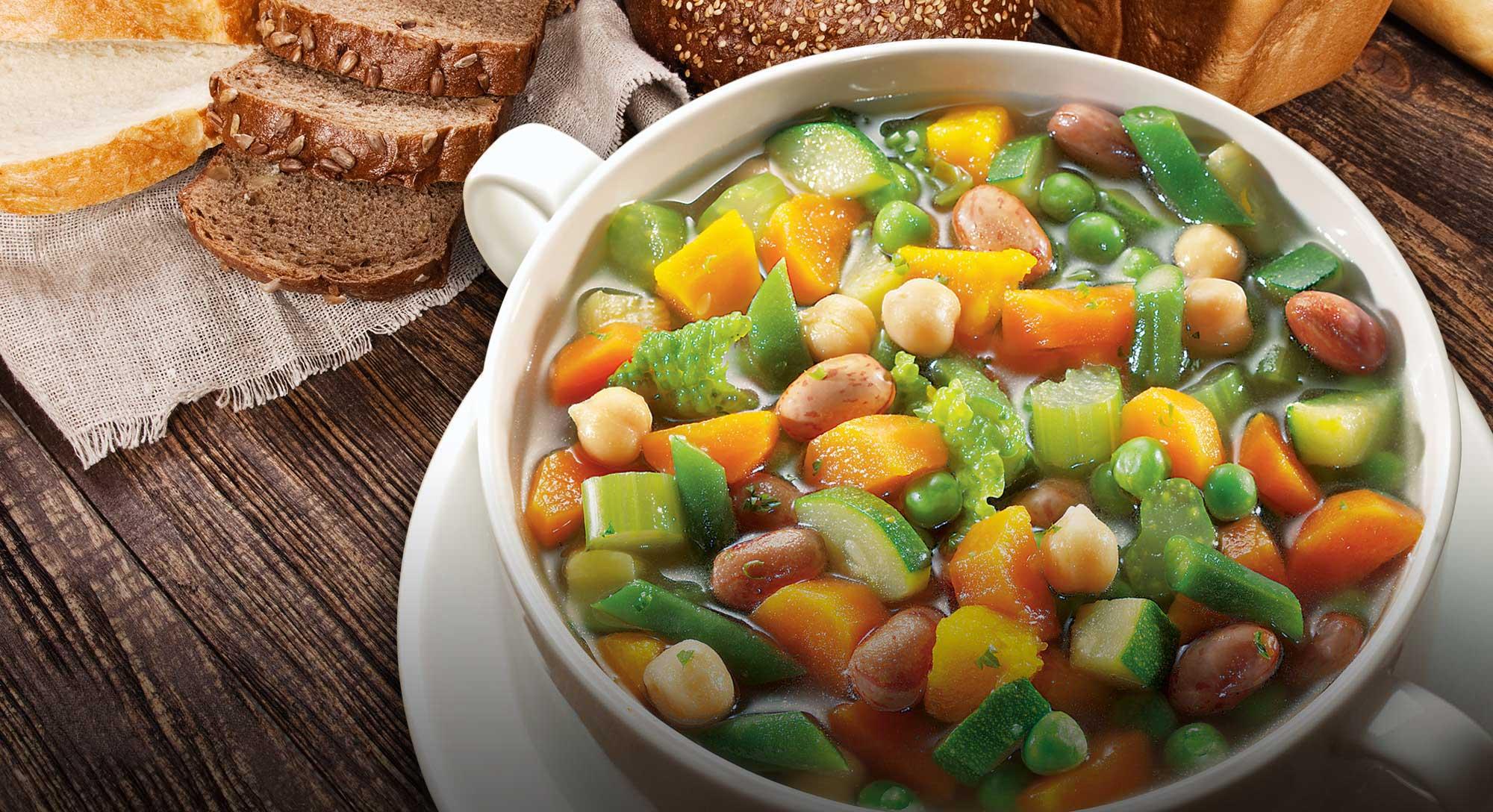 Diete Veloci 5 Kg : Dieta del minestrone perdi kg in una settimana