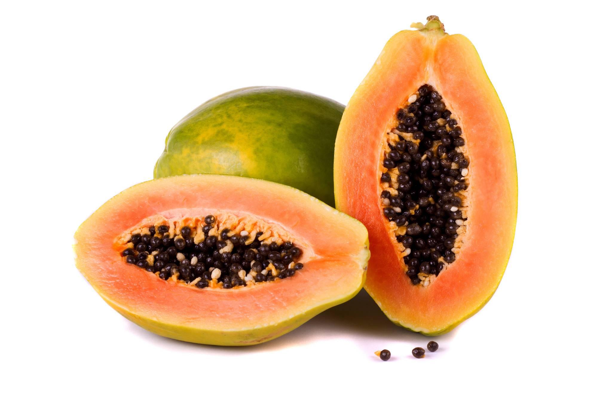 Semi Di Papaya Contro I Parassiti Intestinali