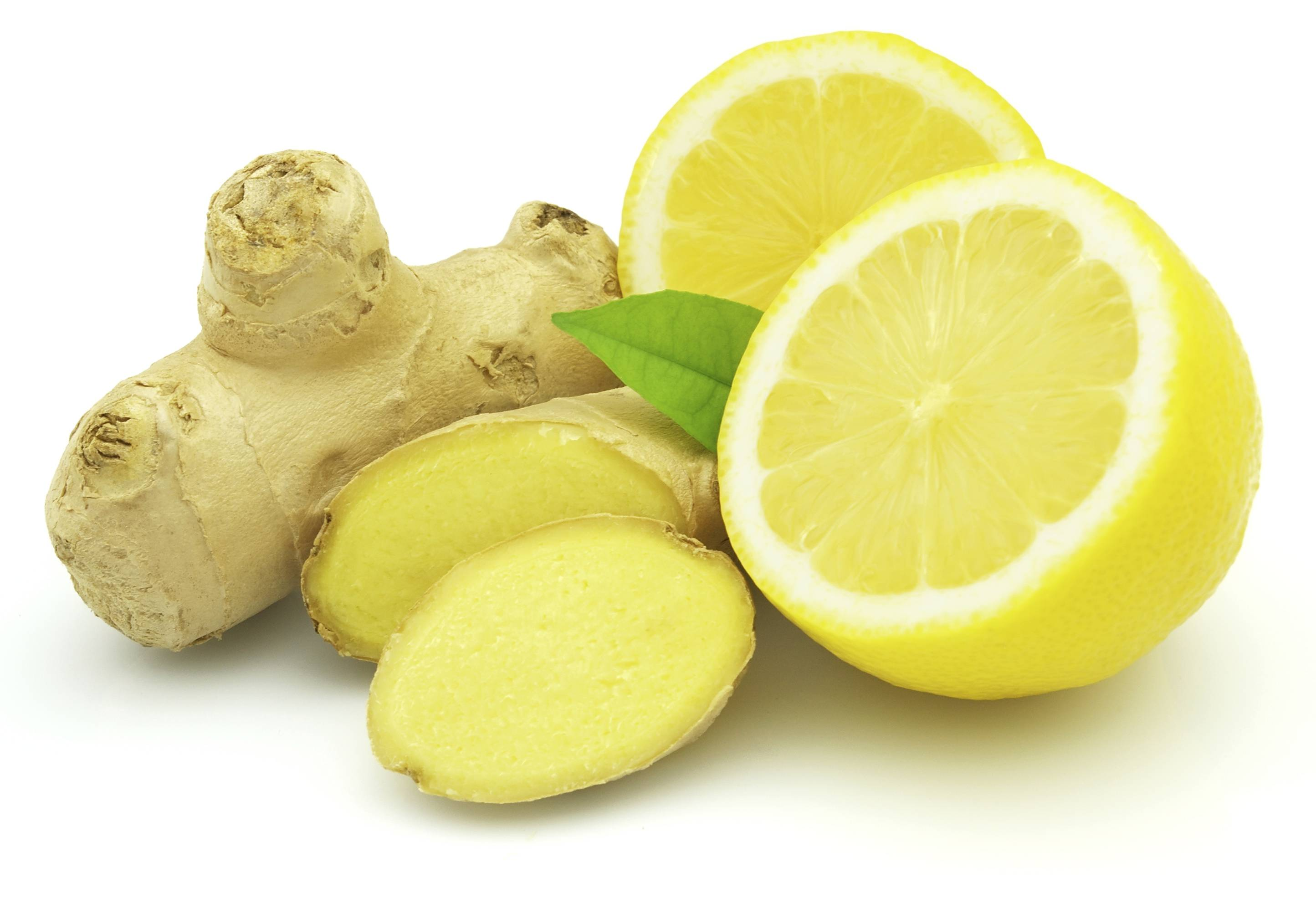 zenzero dimagrante al limone
