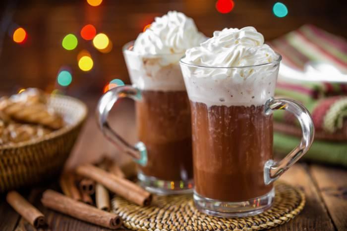 coppa cioccolato