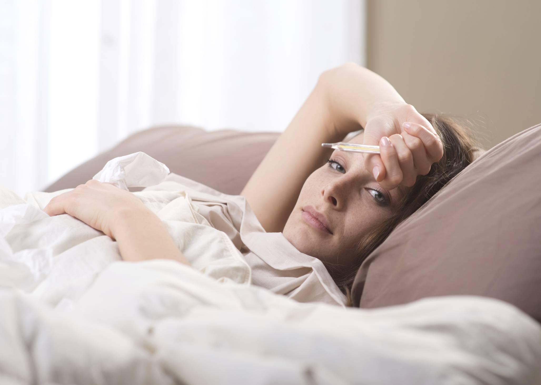 6 Rimedi Naturali Per Abbassare La Febbre