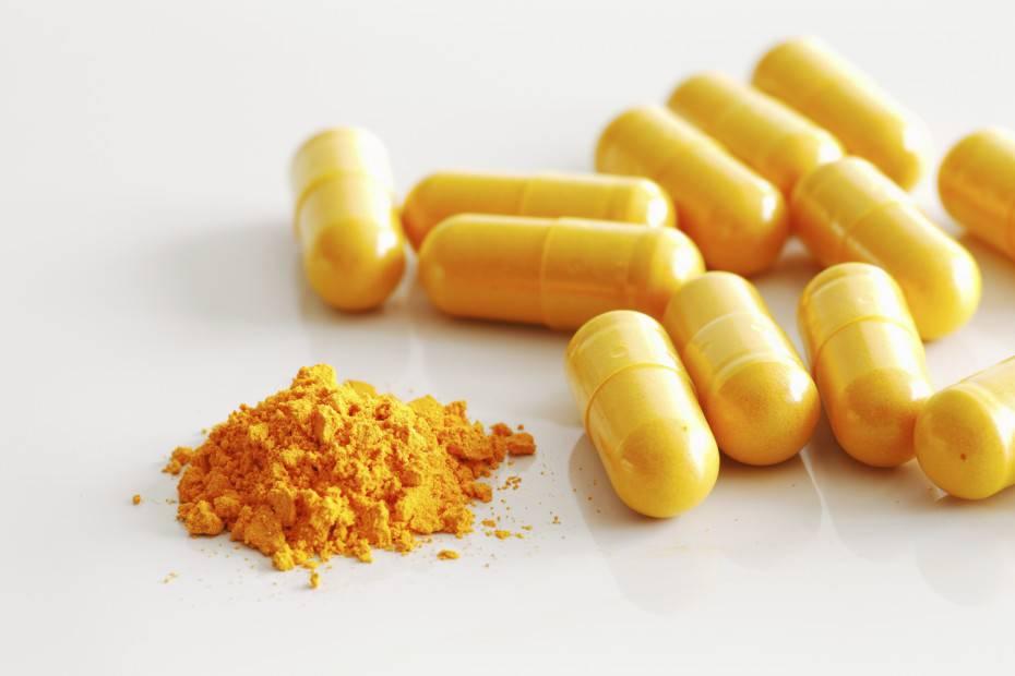 Pillole di curcuma