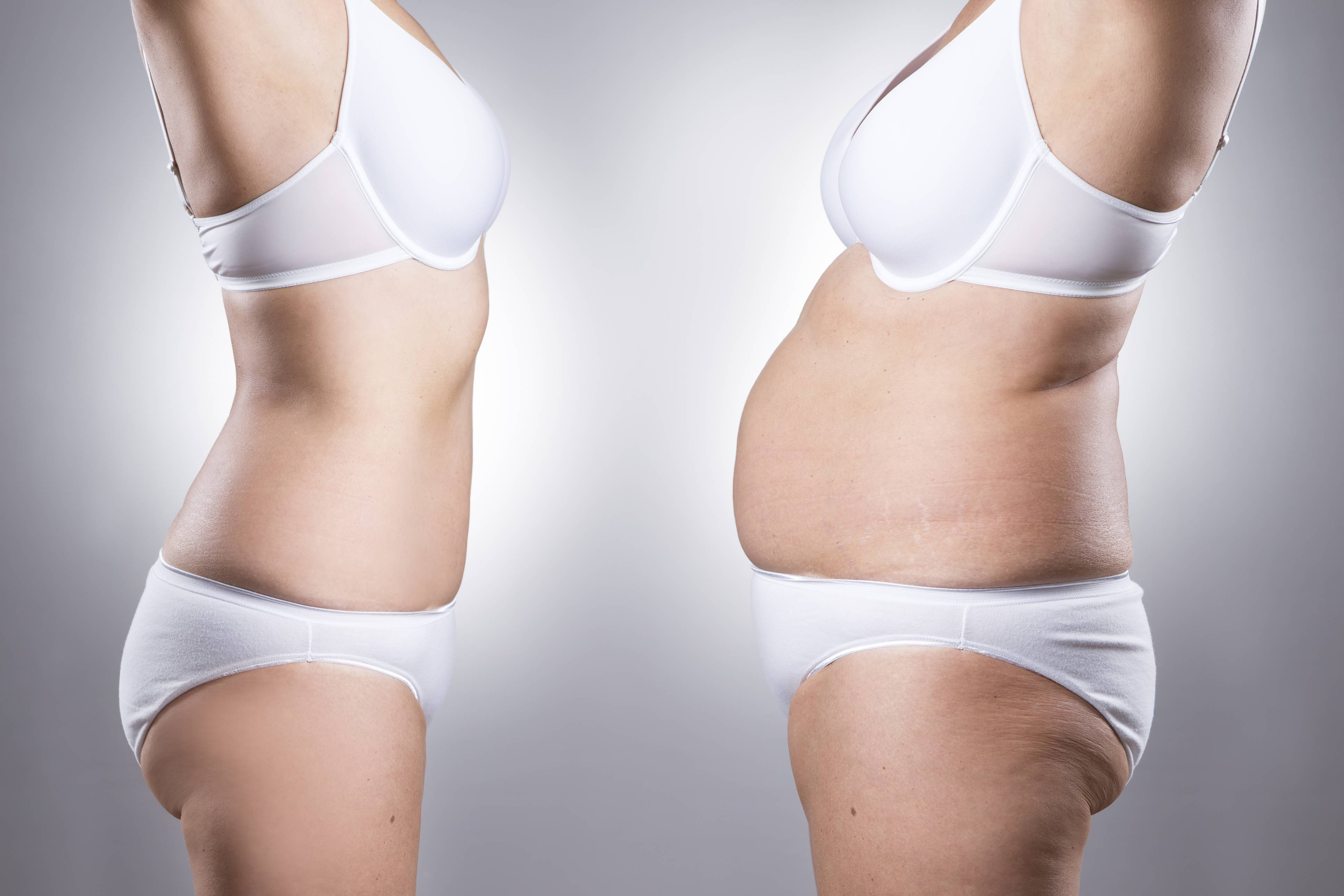 perdere peso in due settimane