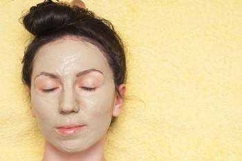 maschera curcuma