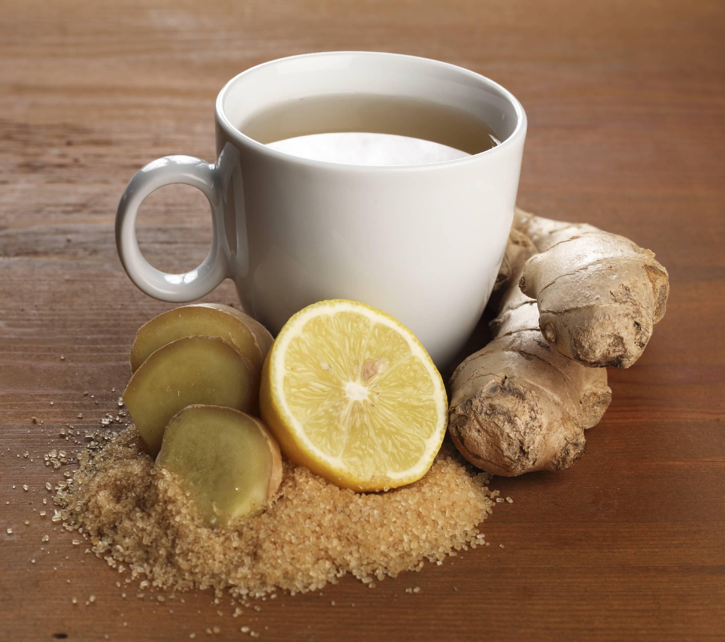zenzero al limone per dimagrire