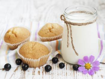 muffin allo yougurt