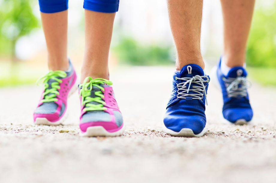 Camminare 30 minuti al giorno fa bene al corpo e alla mente