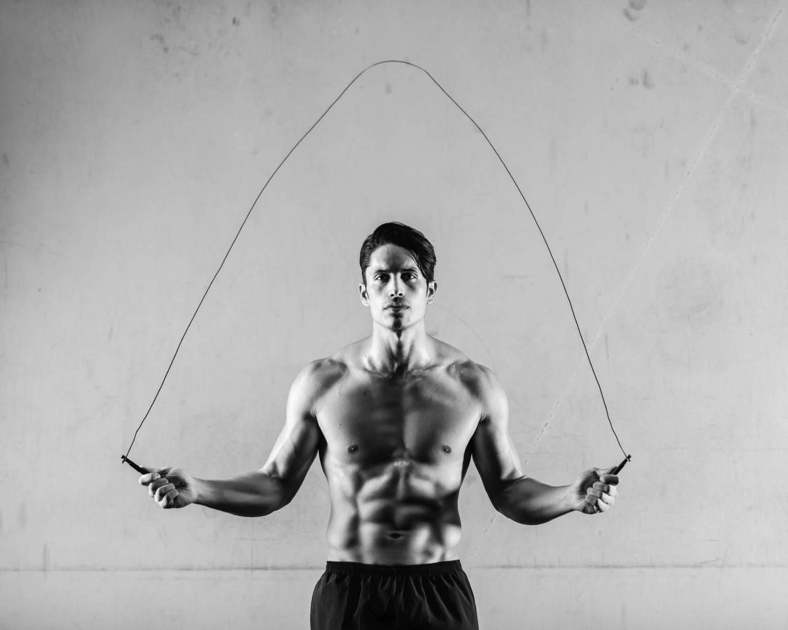 si può perdere peso saltando la corda
