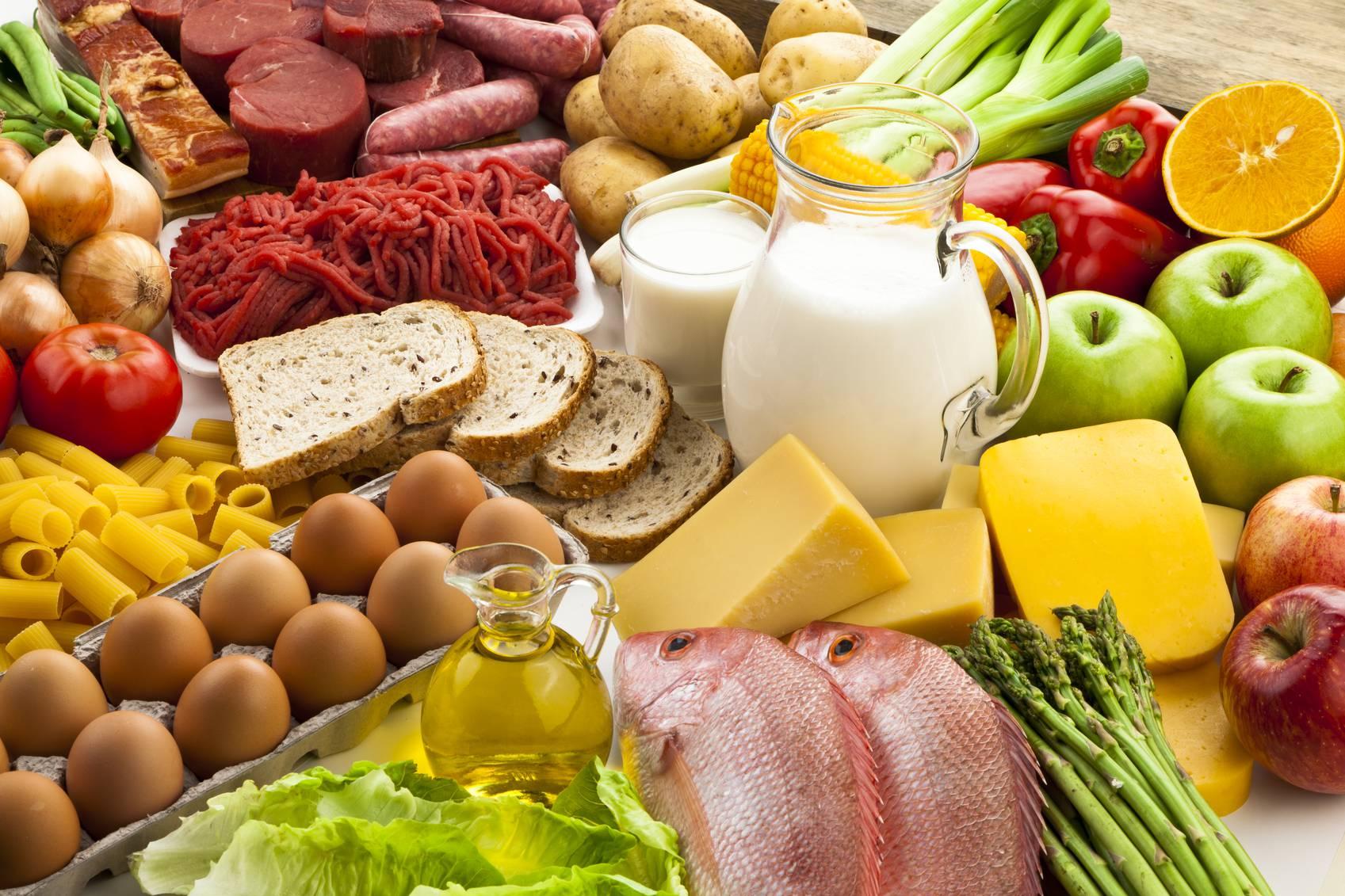 dieta per gruppi sanguigni b