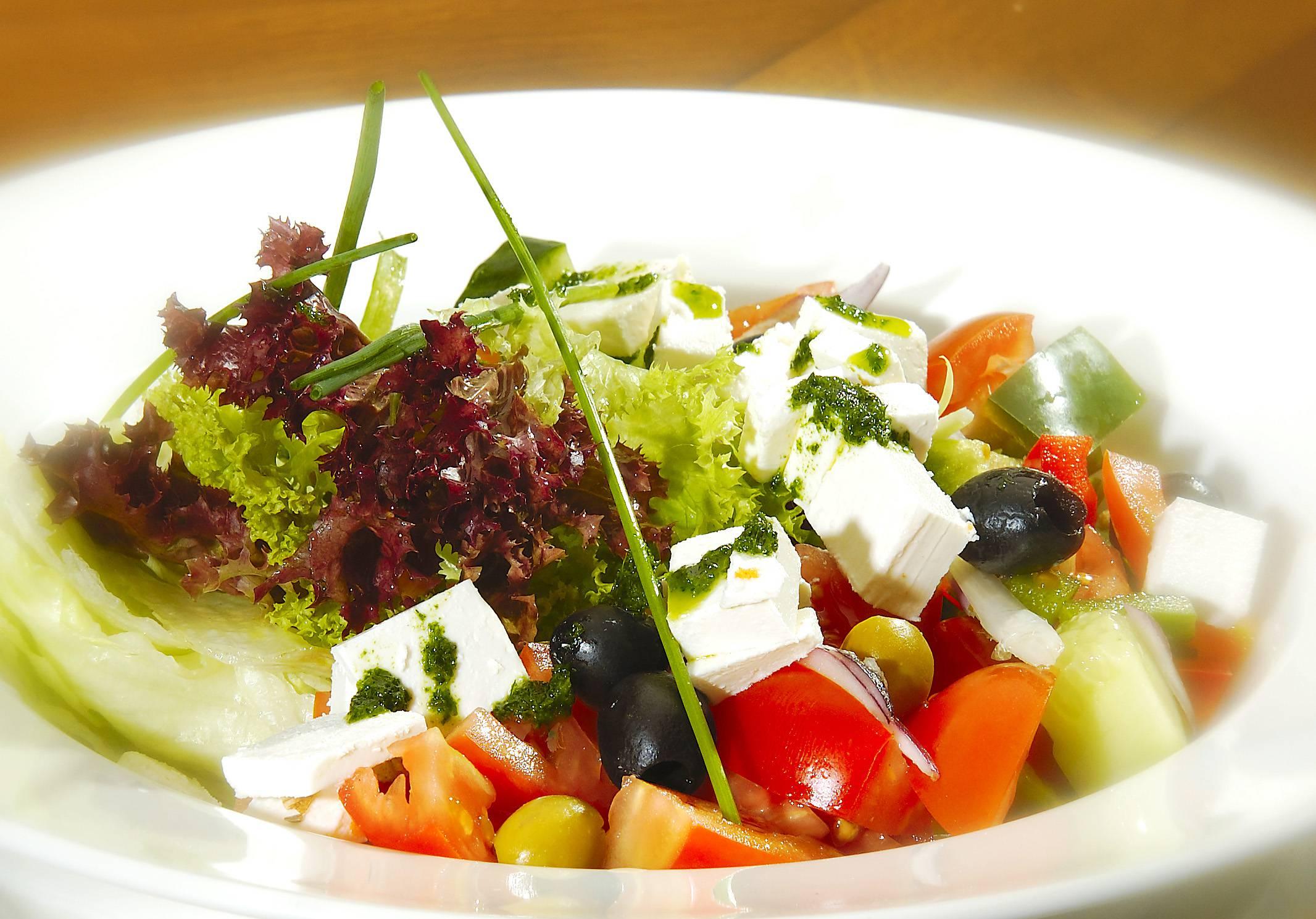 Insalata Greca | Ricetta Light