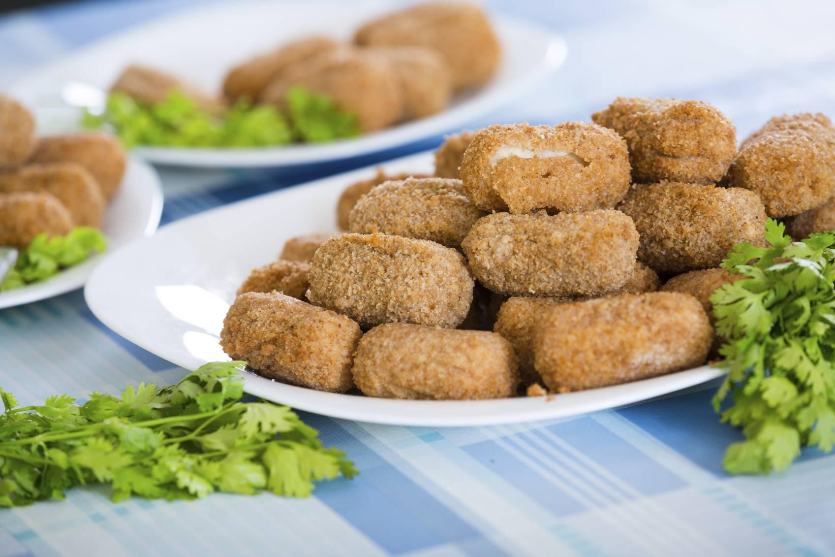 Crocchette al pesto, la ricetta gustosa che accontenterà i vostri piccoli