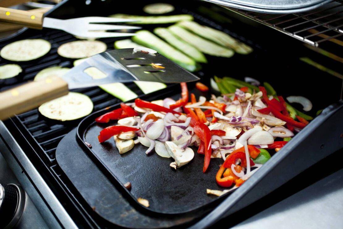 piastre cucina sporche