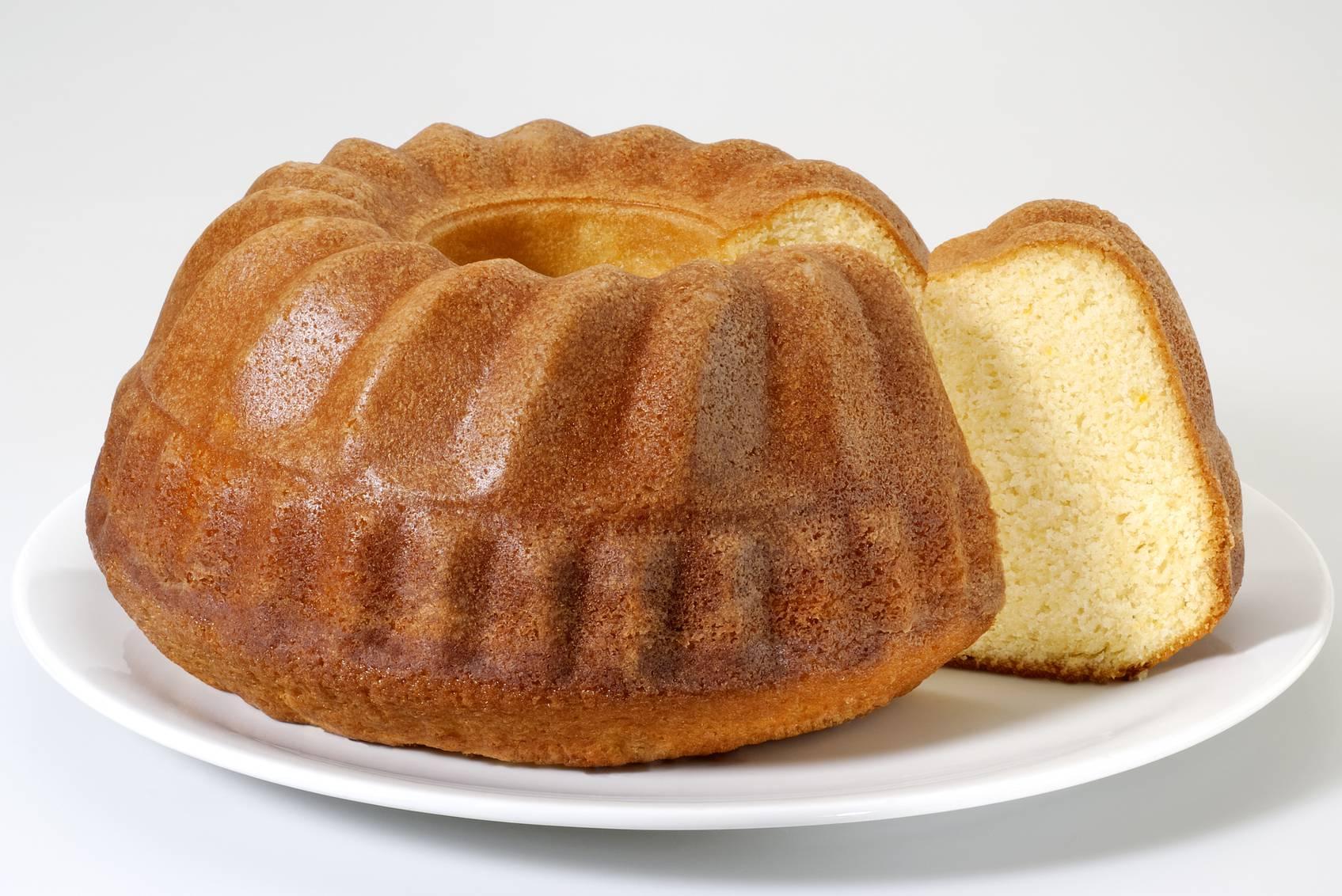 Torta leggera senza grassi