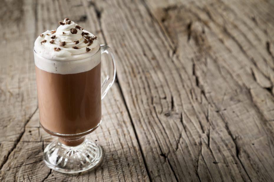 crema al latte e cacao