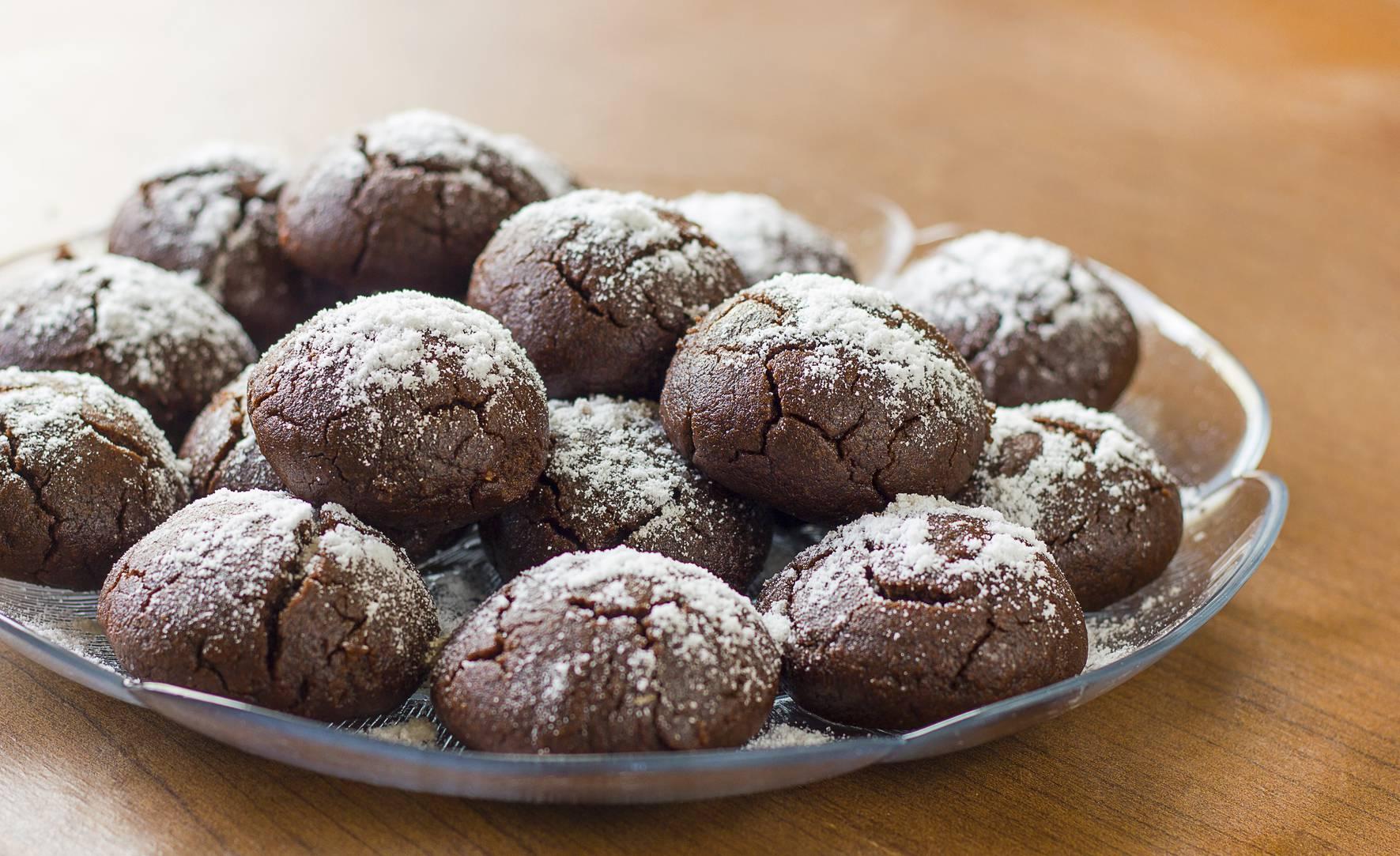 Biscotti arancia e cioccolato, un' infinita dolcezza dal gusto prelibato