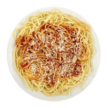 spaghetti nduja