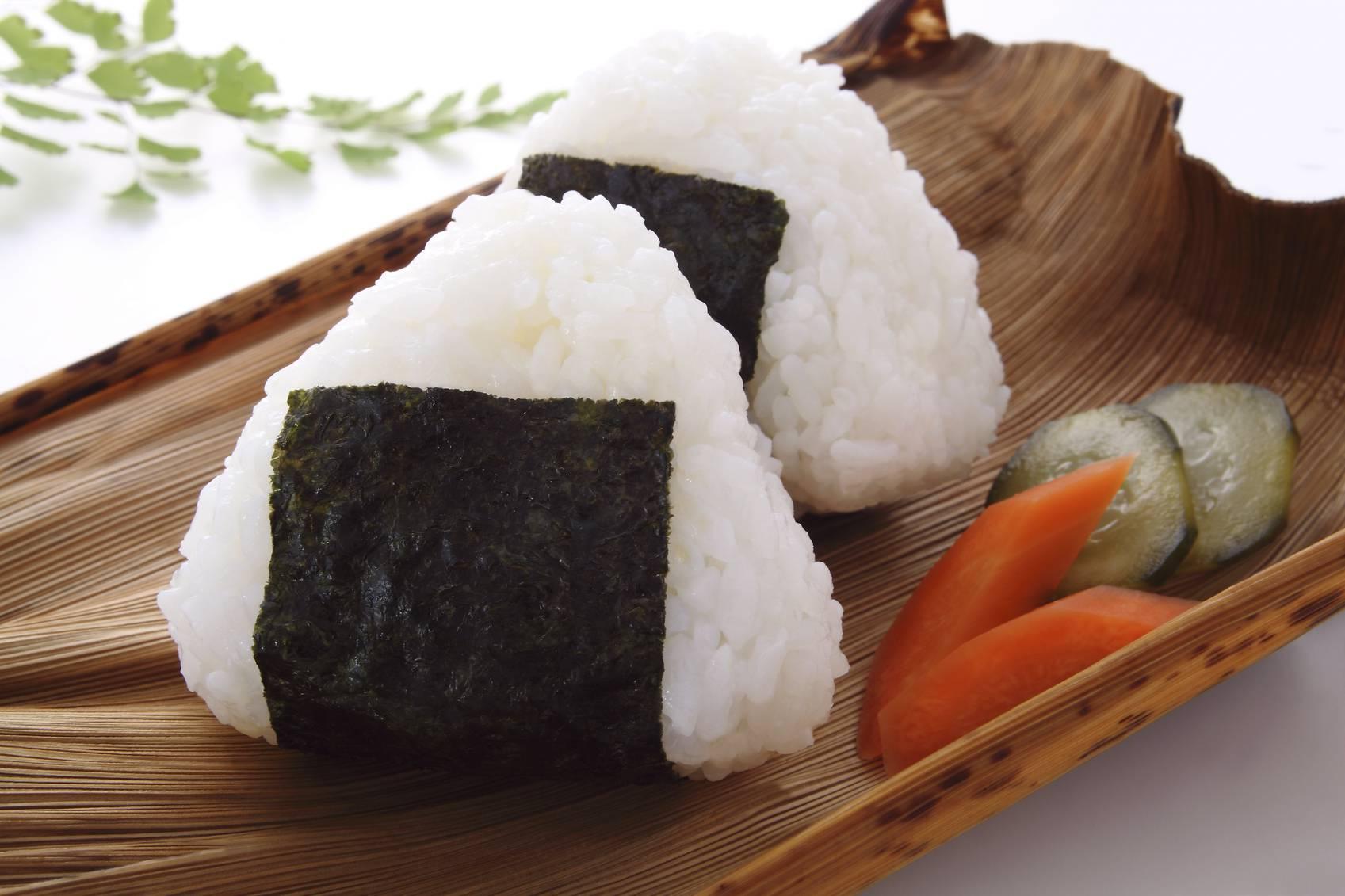 Onigiri (Polpette di Riso Giapponesi)