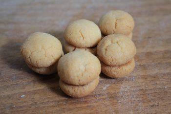 Biscotti Baci di dama