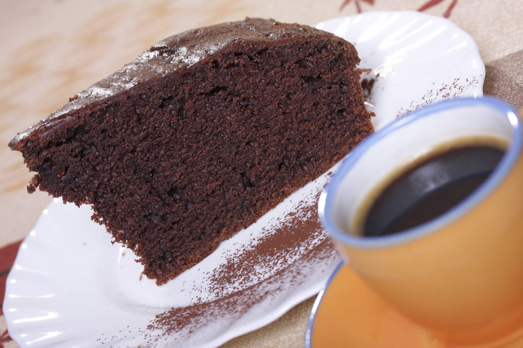 Torta segreta al doppio cioccolato, una delizia che si scioglie in bocca