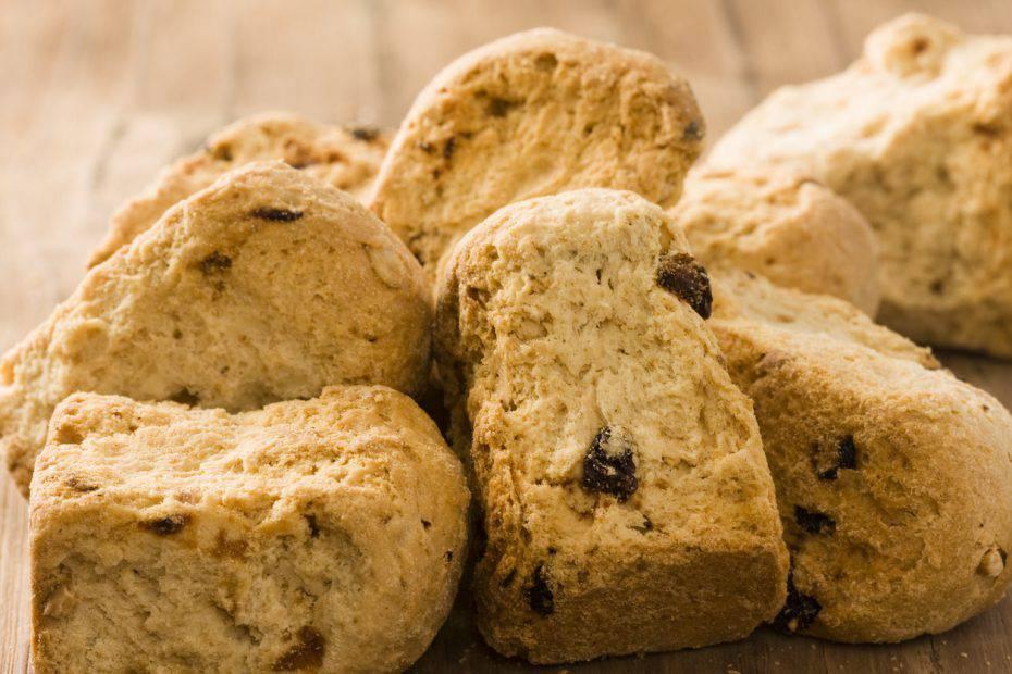 biscotti senza lievitazione da inzuppo