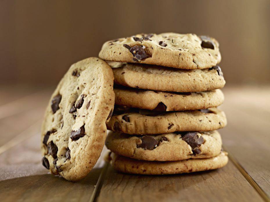 cookies vegani