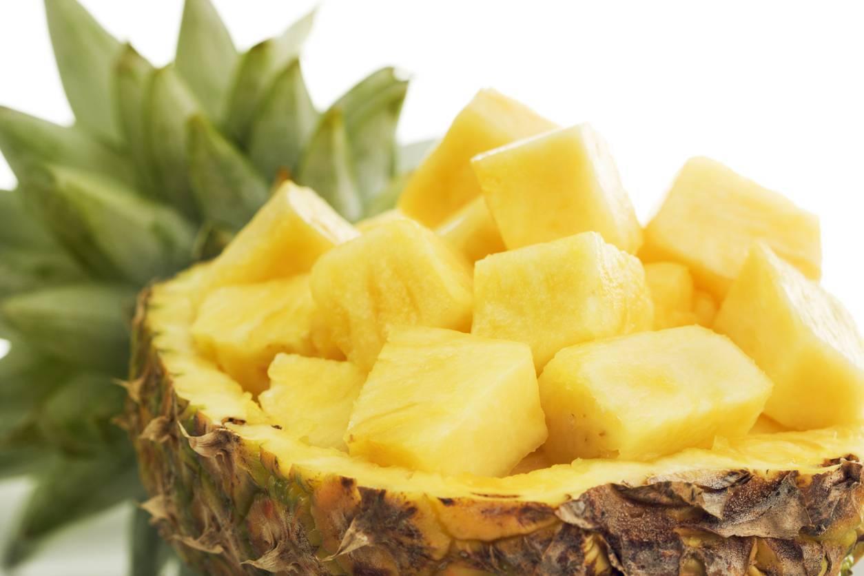 Dieta ananas un giorno