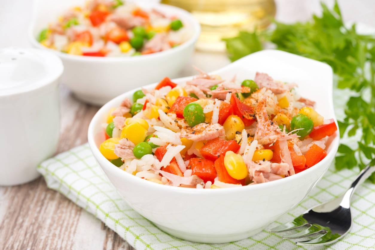 dieta del riso basmati