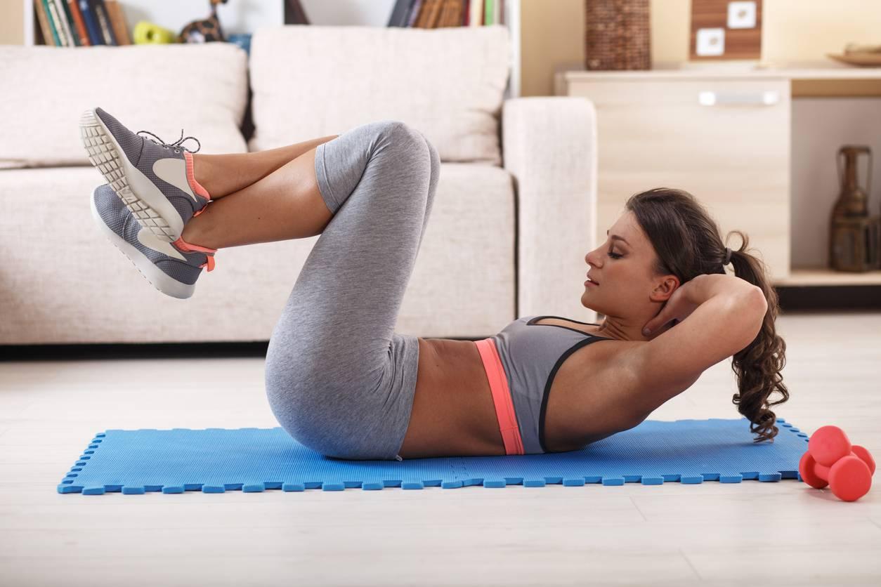 esercizi per dimagrire in una settimana a casa