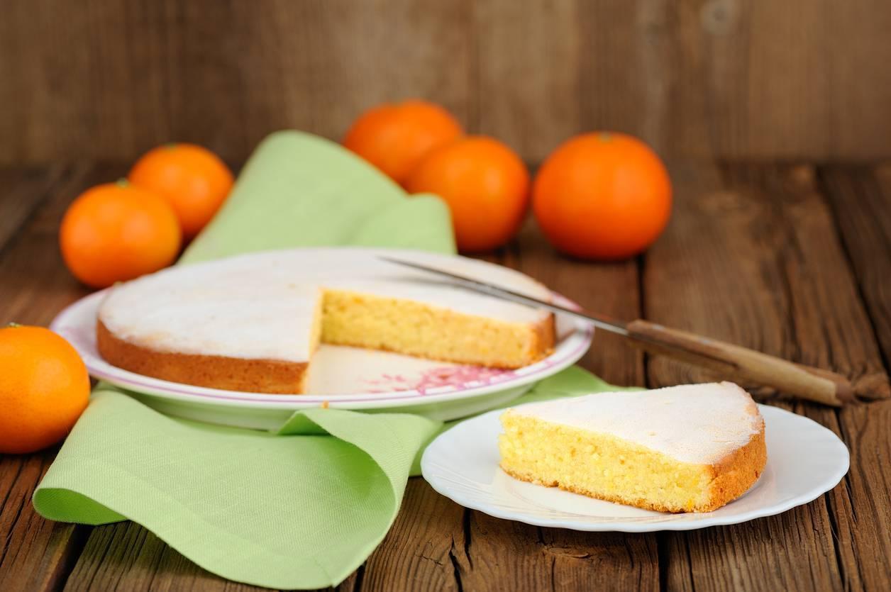 Torta alle clementine senza burro, ideale per la colazione di tutta la famiglia