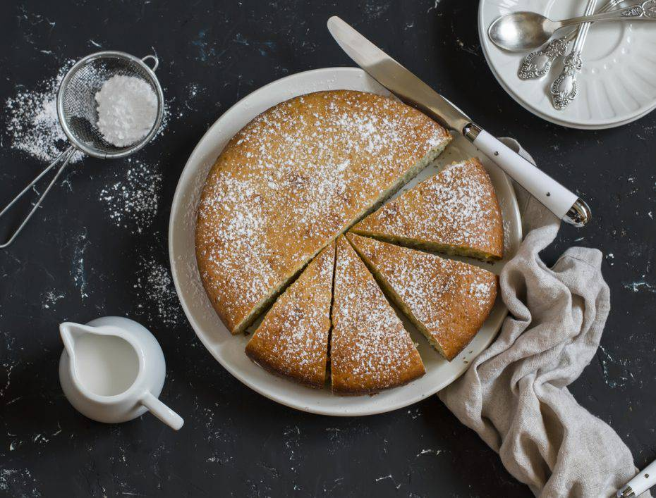 Torta Margherita senza glutine