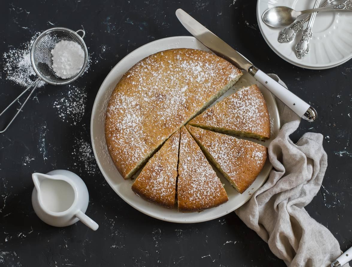 Torta Margherita senza glutine, una sofficissima delizia per il mattino