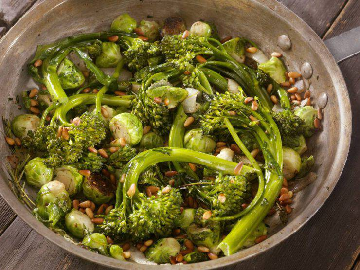 broccoli affogati ricetta siciliana