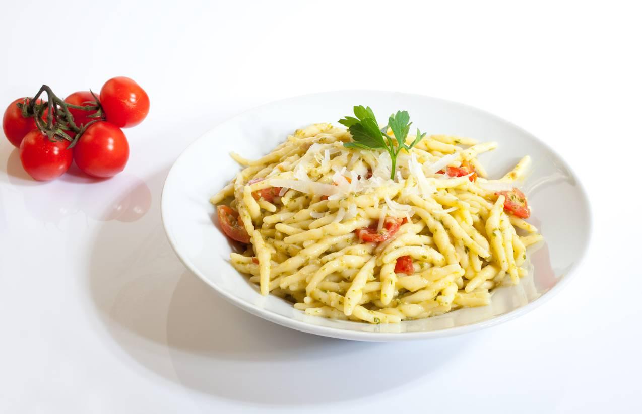 Trofie fatte in casa, la ricetta ligure molto semplice e veloce