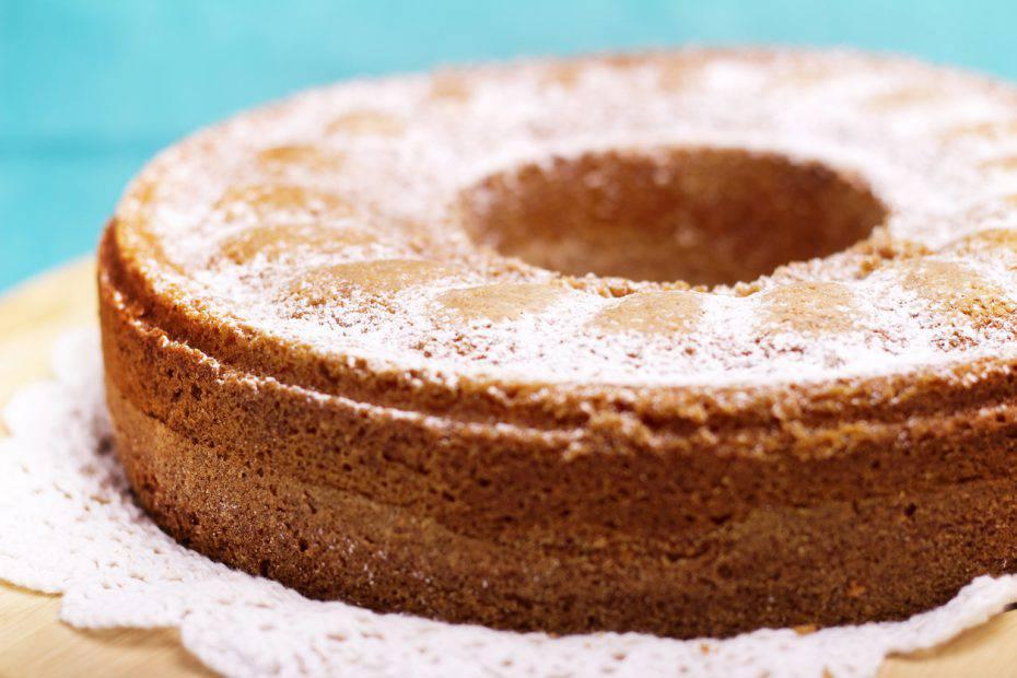 torta al cocco senza olio e burro