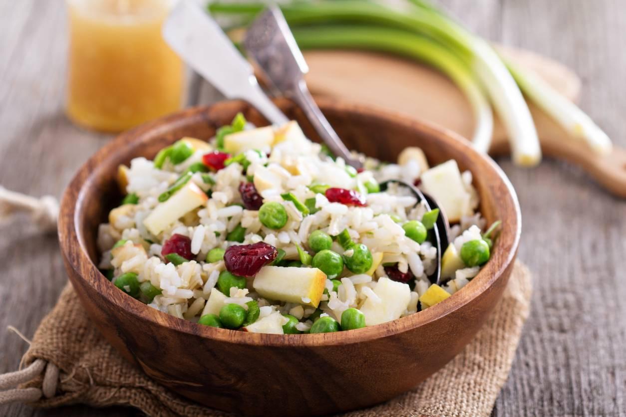 Diete Veloci 5 Kg : Dieta del riso e della mela: perdi 5 kg in 7 giorni
