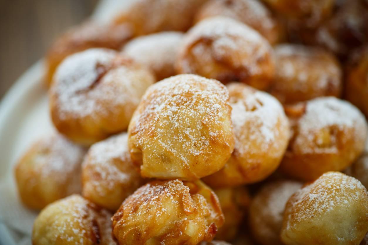 Castagnole umbre, la ricetta facile e veloce per dei dolcetti golosissimi