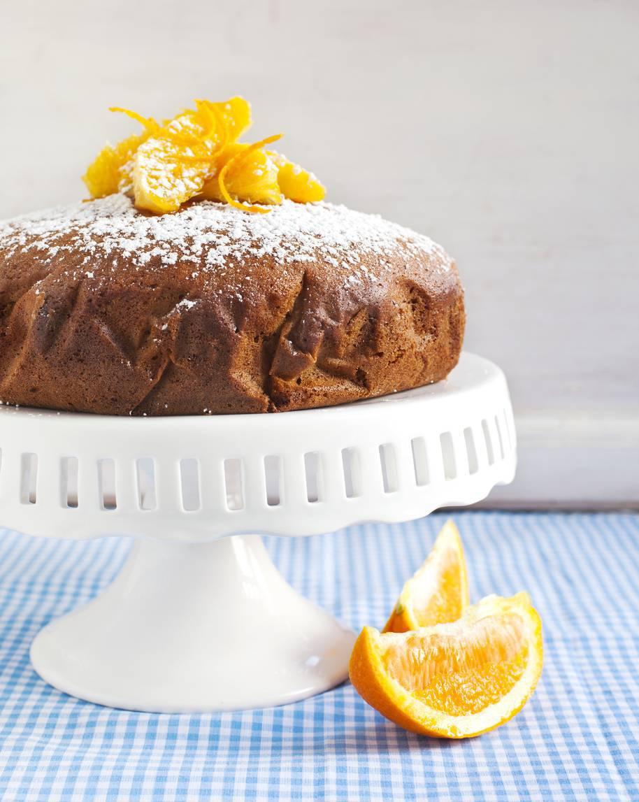 Torta zucca e arance, un dolce molto soffice dal gusto delicato