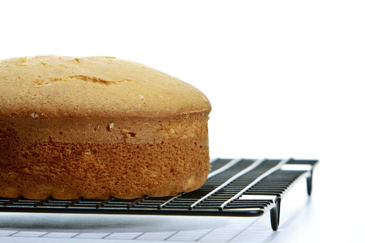 Pan di Spagna integrale, golosissimo e super leggero da farcire