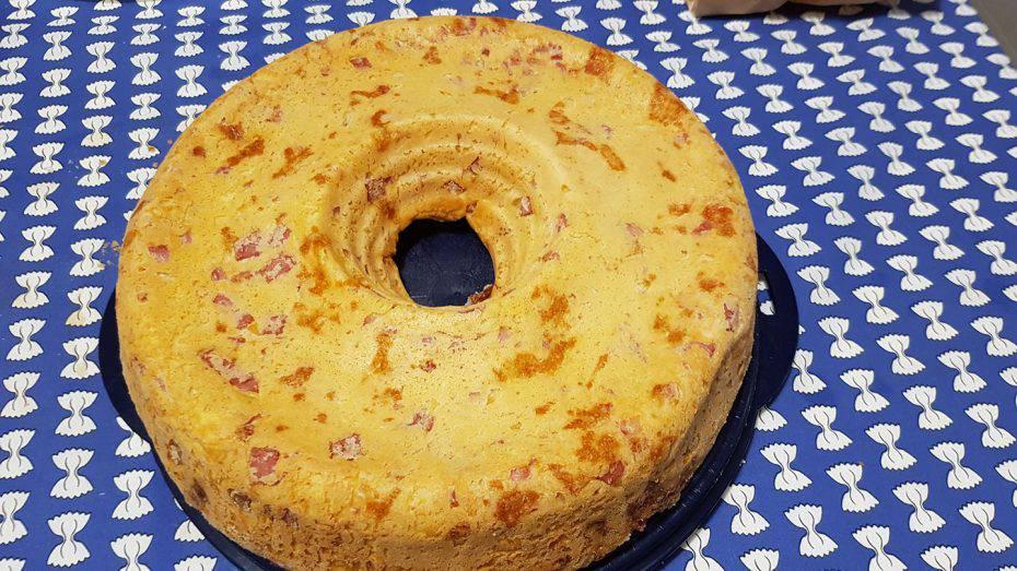 torta rustica 7 vasetti con Bimby