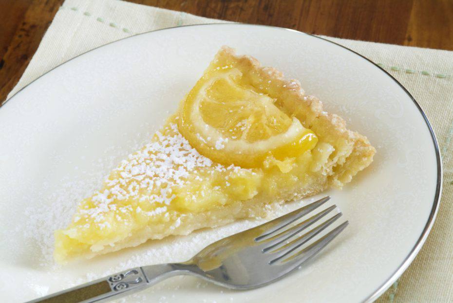 torta 12 cucchiai al limone senza burro