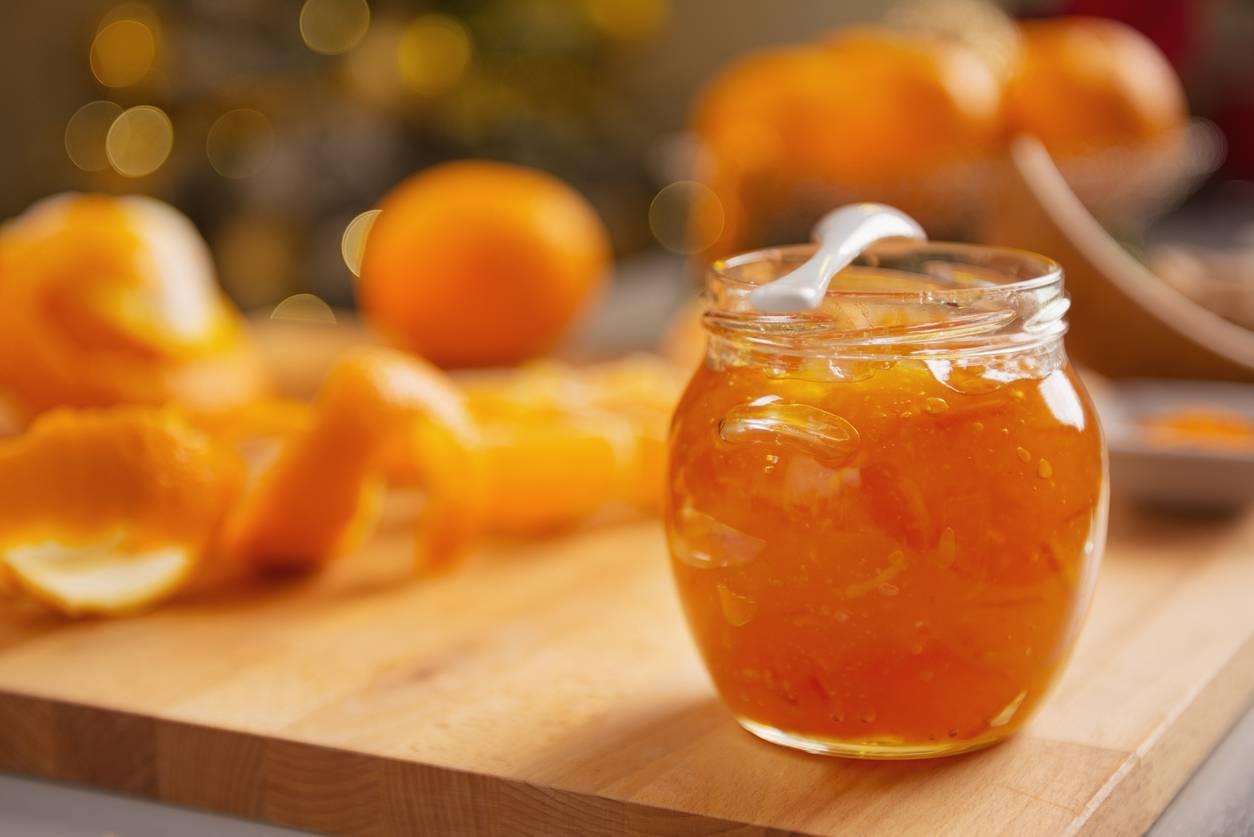 Marmellata di arance e zenzero, una golosa e sana confettura
