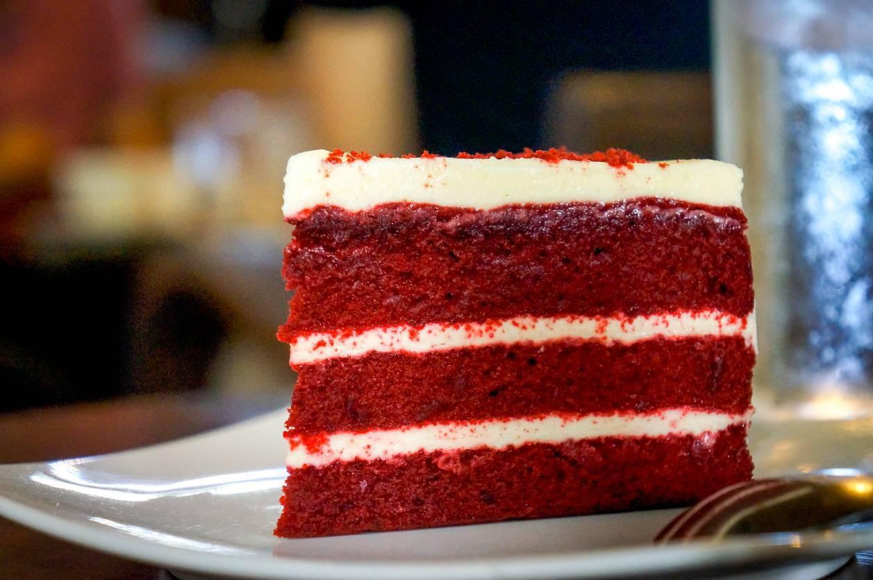 Torta Vellutata in Rosso