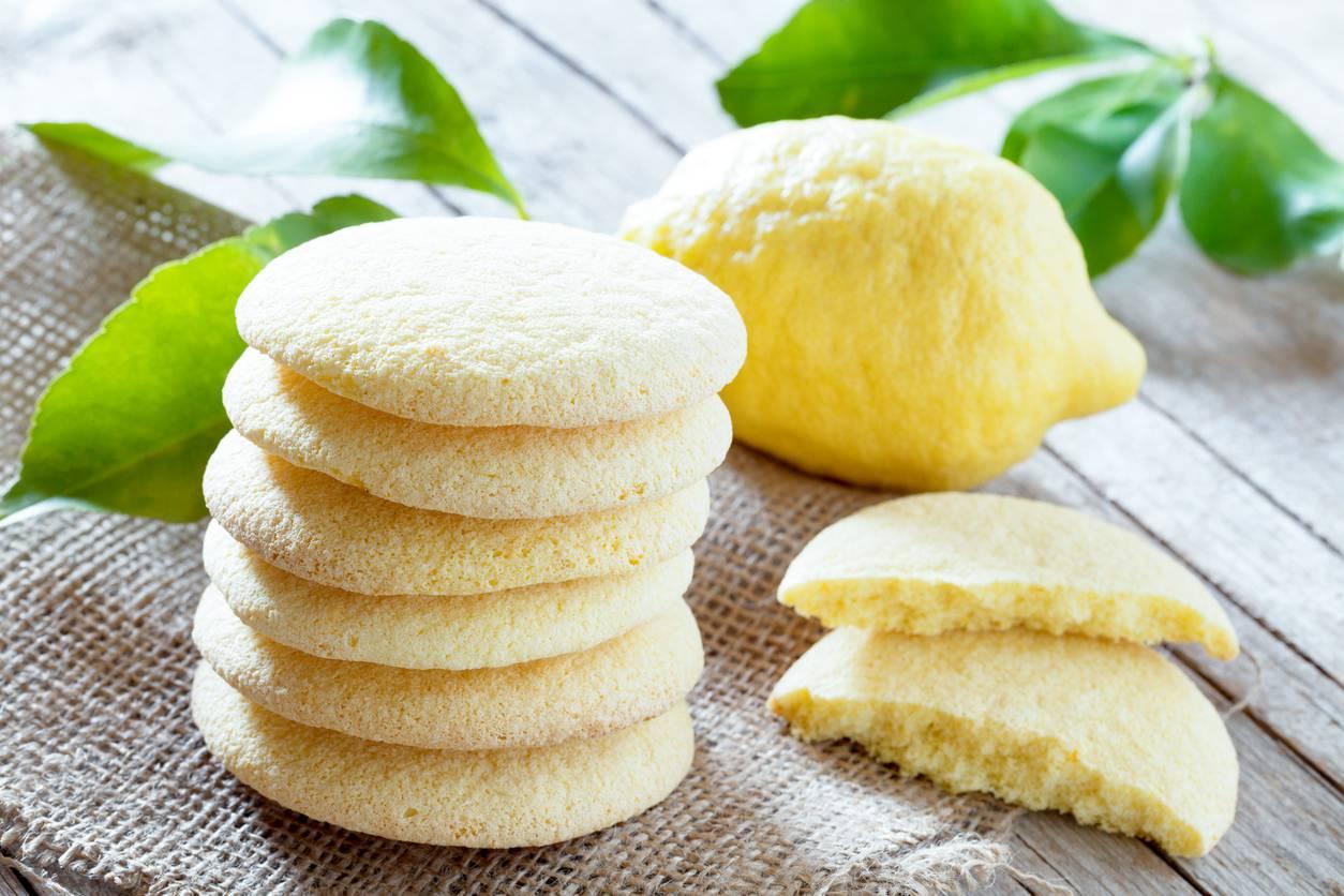 biscotti yogurt e limone